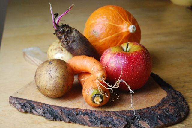 gesunde Ernährungsform