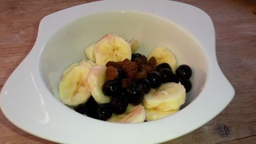 Banane-Aronia-Mix